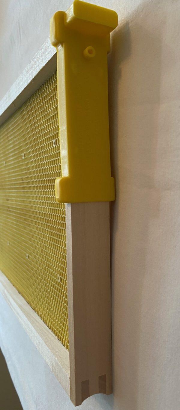 AZ Hive Frame Clips Side View